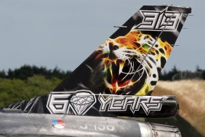 © Duncan Monk • RNLAF F-16AM J-196 • NATO Tiger Meet 2014
