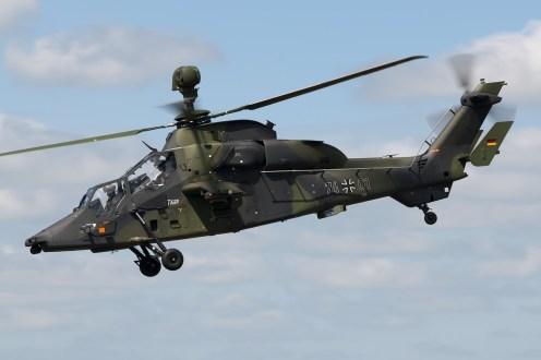 © Duncan Monk • German Army Tiger • NATO Tiger Meet 2014