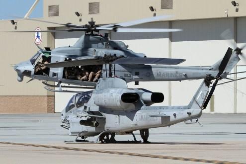 © Mark Forest • Bell AH-1W Cobra & UH-1Y Venom • Marine Corps Base Camp Pendleton