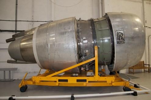 © Duncan Monk • RB211 Rolls Royce Engine • RAFM Cosford