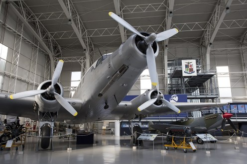 © Adam Duffield • Fiat G-212AV MM61804 & Supermarine Spitfire Mk9 MK805 • Italian Air Force Museum