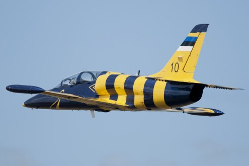 © Duncan Monk • Estonian Air Force L-39 • RDAF Karup Airshow 2014