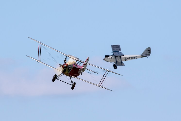 © Adam Duffield • Southern Martlet • Shuttleworth LAA Party in the Park