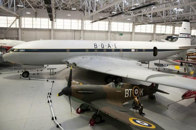 © Duncan Monk • de Havilland Comet DH106 G-APAS • RAFM Cosford