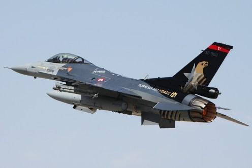 © Mark Kwiatkowski • TuAF F-16C 90-0011 • Anatolian Eagle 2014
