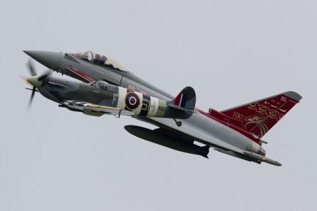 © Mic Lovering • RAF BoB 75th Display • RAF Cosford Air Show 2015