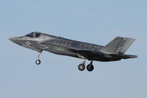 © Mark Forest • Lockheed Martin F-35B • Fort Worth