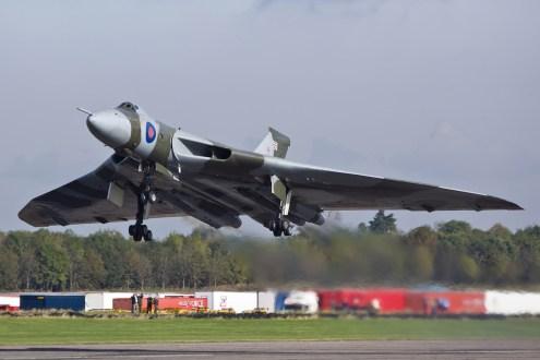 © Adam Cundick • Avro Vulcan B.2 XH558 • Vulcan XH558 Restoration
