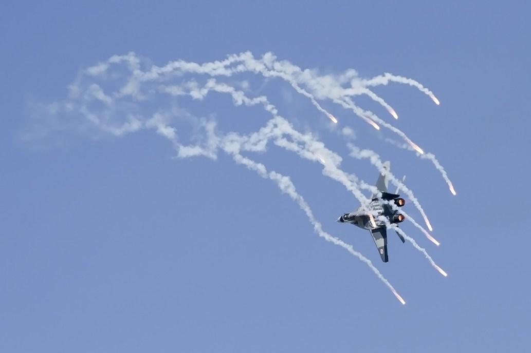© Adam Duffield • Polish Air Force Mig-29A • Air14 Payerne Weekend 1