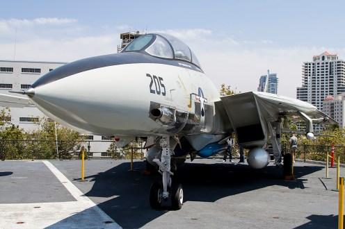 © Adam Duffield • Grumman F-14A Tomcat 158978 • USS Midway Museum