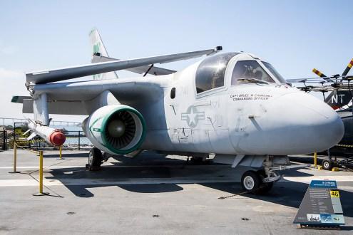 © Adam Duffield • Lockheed S-3B Viking 159766 • USS Midway Museum