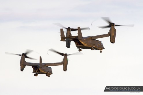 © Adam Duffield • CV-22B Osprey 11-0060 • 352nd Special Operations Wing