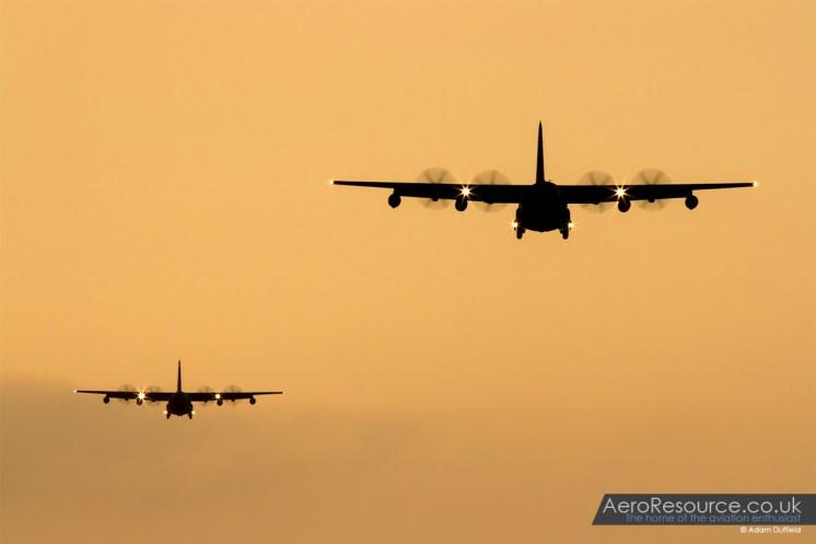 © Adam Duffield • MC-130J Commando II 11-5731 • 352nd Special Operations Wing