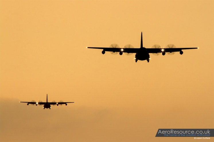© Adam Duffield • MC-130J Commando II 11-5731 • 352nd Special Operations Wing
