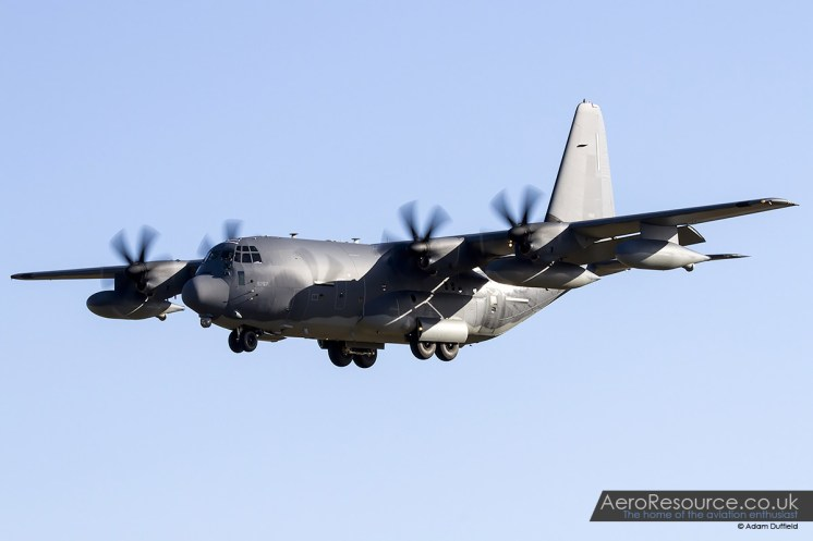 © Adam Duffield • MC-130J Commando II 12-5757 • 352nd Special Operations Wing