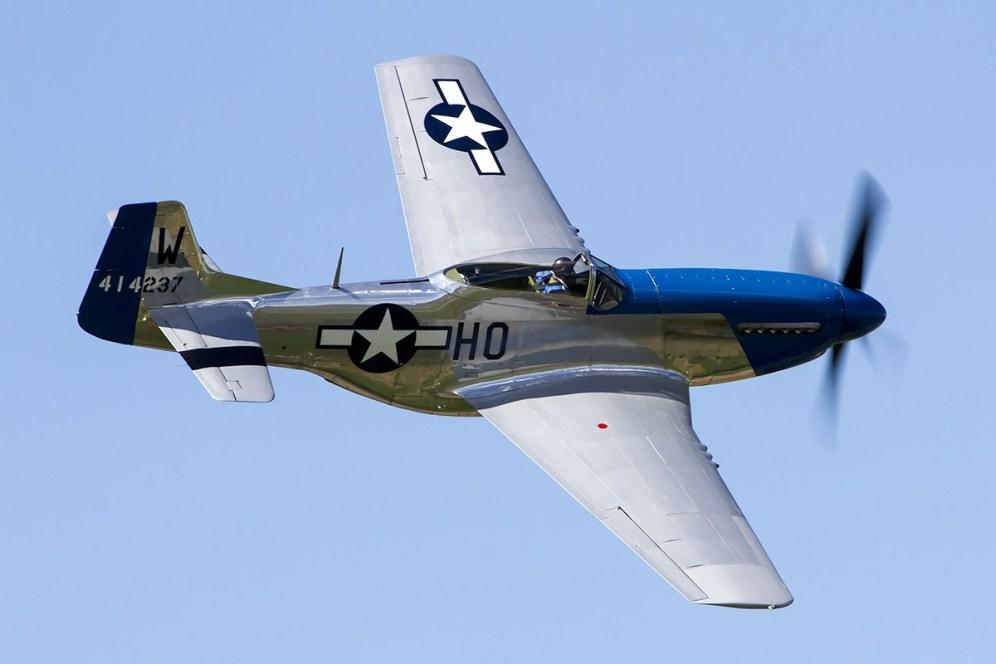 © Adam Duffield • P-51D Mustang 'Moonbeam McSwine' F-AZXS • Air14 Payerne Weekend 1