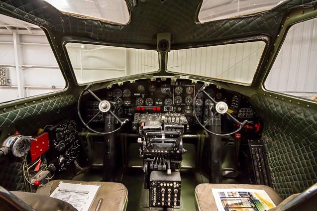 © Adam Duffield • Boeing B-17G N3509G • Palm Springs Air Museum