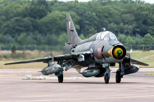 © Adam Duffield • Polish Air Force SU-22 • RIAT 2015