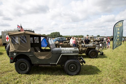 © Adam Duffield • Military Vehicles • Old Buckenham Airshow 2015