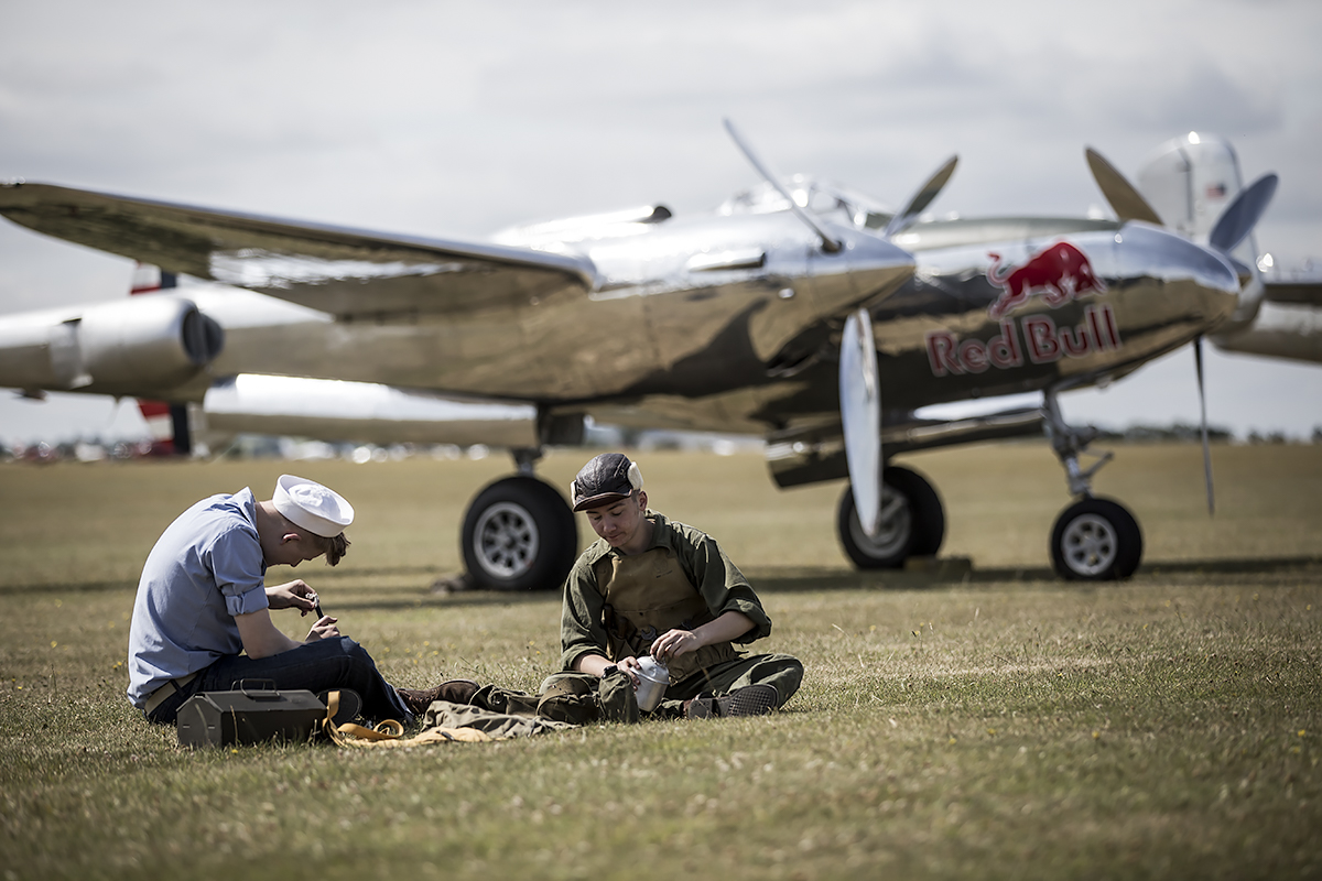 © Adam Duffield • Flying Legends Static Walk • Flying Legends 2015