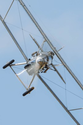 © Harry Measures • Hawker Demon • Shuttleworth Military Pageant