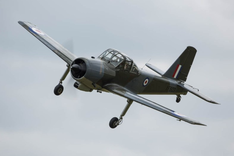 © Harry Measures • Piston Provost • Shuttleworth Military Pageant