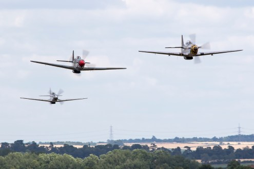 © Adam Duffield • Mustang Formation • Flying Legends 2015
