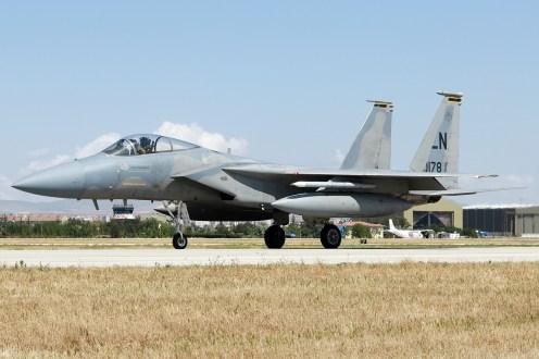 © Mark Kwiatkowski • USAF F-15C 86-0178 • Anatolian Eagle 2015