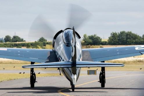 © Adam Duffield • Grumman F8F Bearcat G-RUMM • Flying Legends 2015