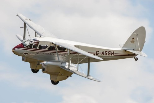 © Harry Measures • Dragon Rapide • Shuttleworth Military Pageant