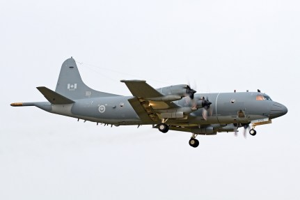© Ben Montgomery • Lockheed CP-140M Aurora 140105 • 405 Squadron Royal Canadian Air Force