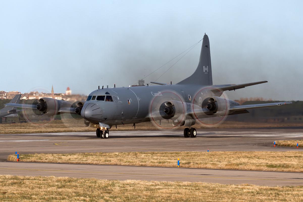 © Ben Montgomery • Lockheed CP-140 Aurora • 407 Squadron Royal Canadian Air Force