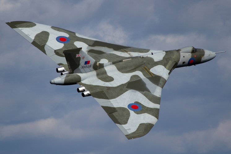 © Michael Lovering • Avro Vulcan B2 XH558 • Vulcan XH558 Restoration Part 2