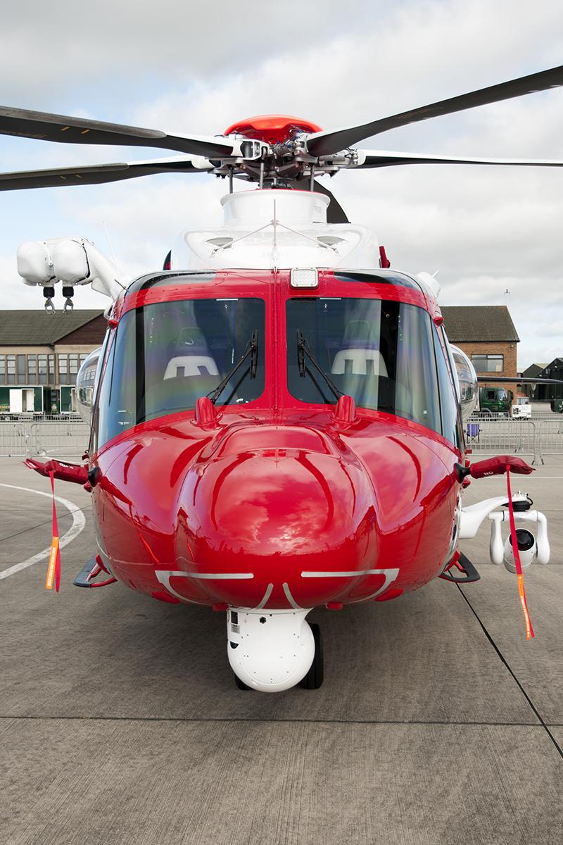 © Duncan Monk • AgustaWestland AW139 • RNAS Yeovilton Air Day 2015