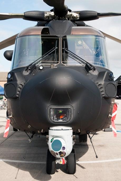 © Duncan Monk • AgustaWestland HH-101A Caesar • RNAS Yeovilton Air Day 2015