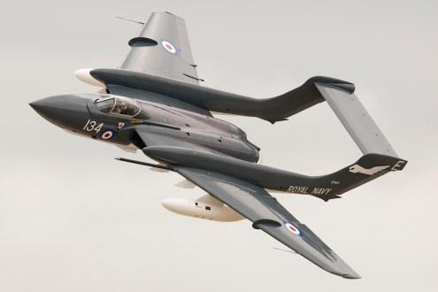 © Duncan Monk • de Havilland Sea Vixen FAW.2 • RNAS Yeovilton Air Day 2015