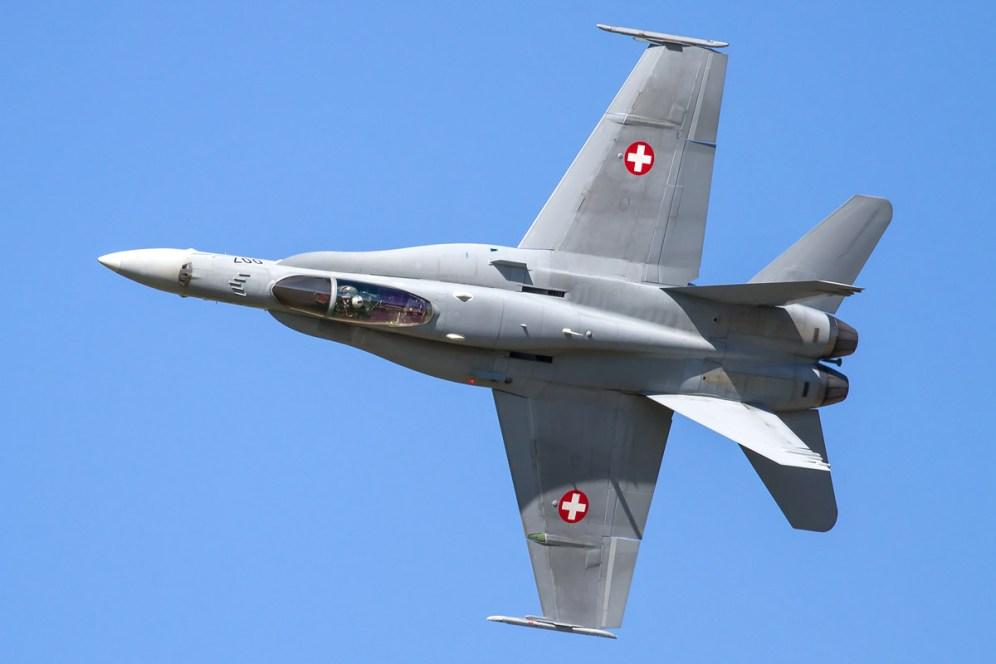 © Ben Montgomery • Boeing F/A-18C Hornet J-5007 • RNAS Culdrose Air Day 2015