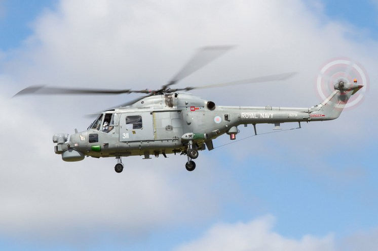 © Ben Montgomery • Westland Lynx HMA.8 XZ731 • RNAS Culdrose Air Day 2015