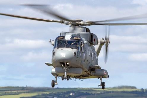 © Ben Montgomery • AgustaWestland Merlin HM.2 ZH834 • RNAS Culdrose Air Day 2015