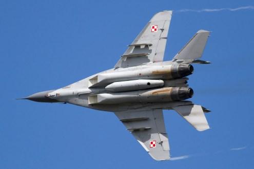 © Ben Montgomery • Mikoyan MiG-29A Fulcrum 114 • RNAS Culdrose Air Day 2015