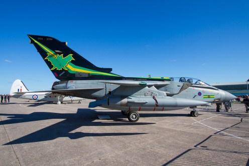 © Ben Montgomery • Panavia Tornado GR.4 ZA456 • RNAS Culdrose Air Day 2015