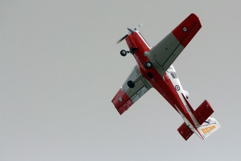 © Jamie Ewan • Scottish Aviation Bulldog T1 XX543/G-CBAB • East Kirkby Airshow