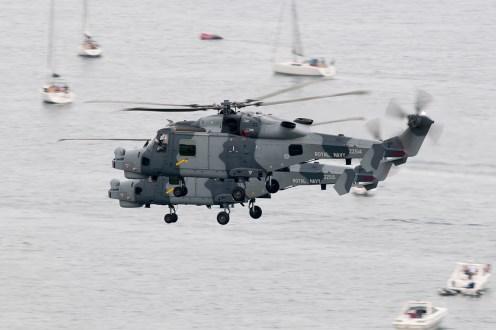 © Duncan Monk • Royal Navy Blackcats • Dawlish Airshow 2015