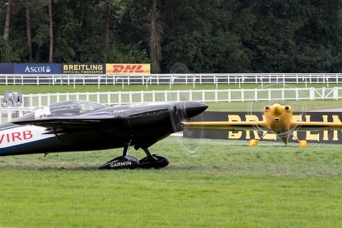 © Adam Duffield • Engine Run-up Area • Red Bull Air Race - Ascot