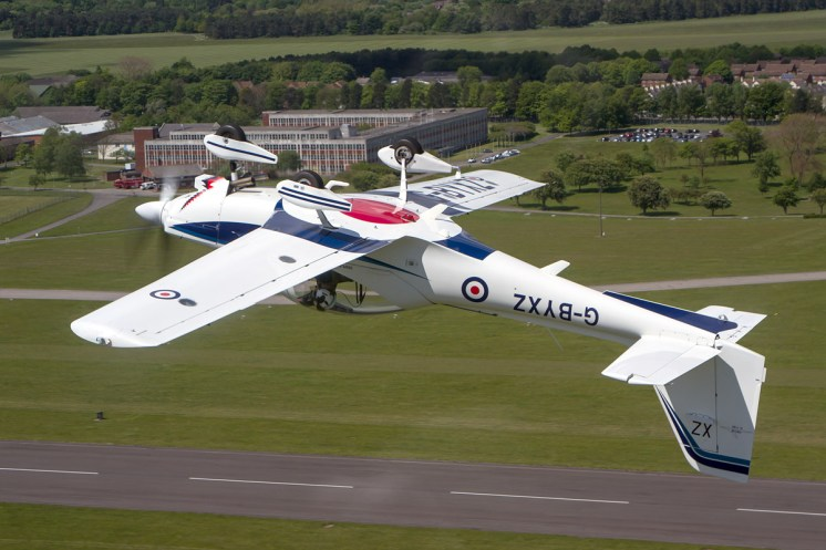 © Paul Heasman • Grob G115E Tutor T1 G-BYXZ • RAF Special Paint Schemes 2015