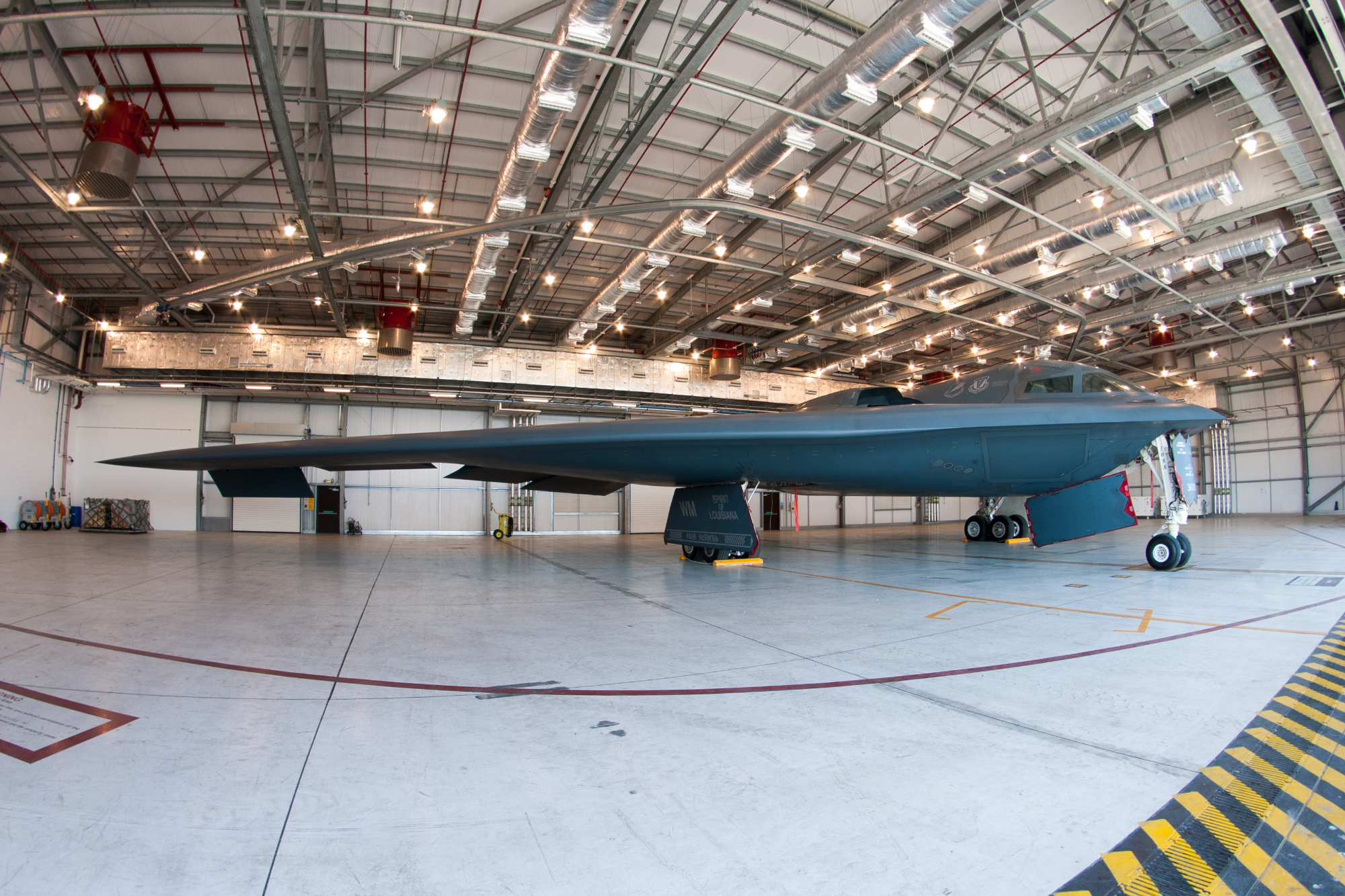 © Michael Buckle • B-2A Spirit •RAF Fairford, UK (Global Strike Deployment)