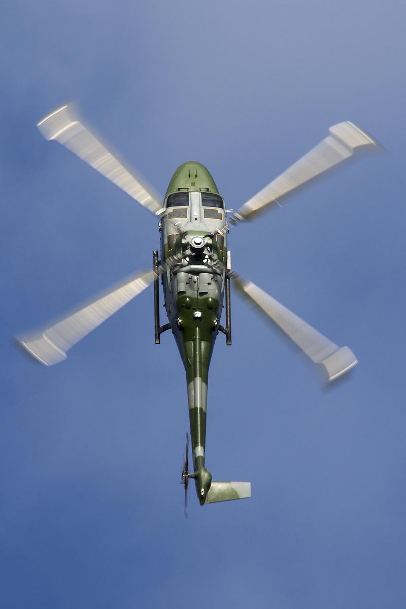 © Adam Duffield • Westland Lynx AH.7 Backflip • AAC Lynx AH.7 Retirement