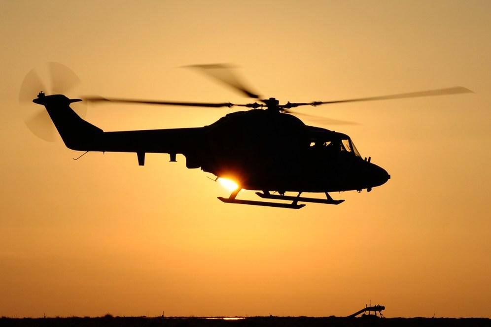 © Mark Empson • Westland Lynx AH.7 XZ184 • AAC Lynx AH.7 Retirement