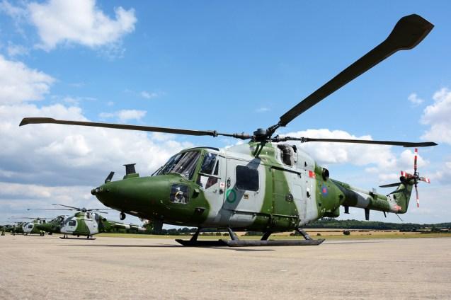 © Mark Empson • Westland Lynx AH.7 XZ651 • AAC Lynx AH.7 Retirement
