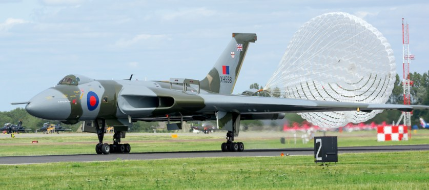 © Ashley Townsend - RIAT, 18th July 2015 - Vulcan XH558 Image Wall